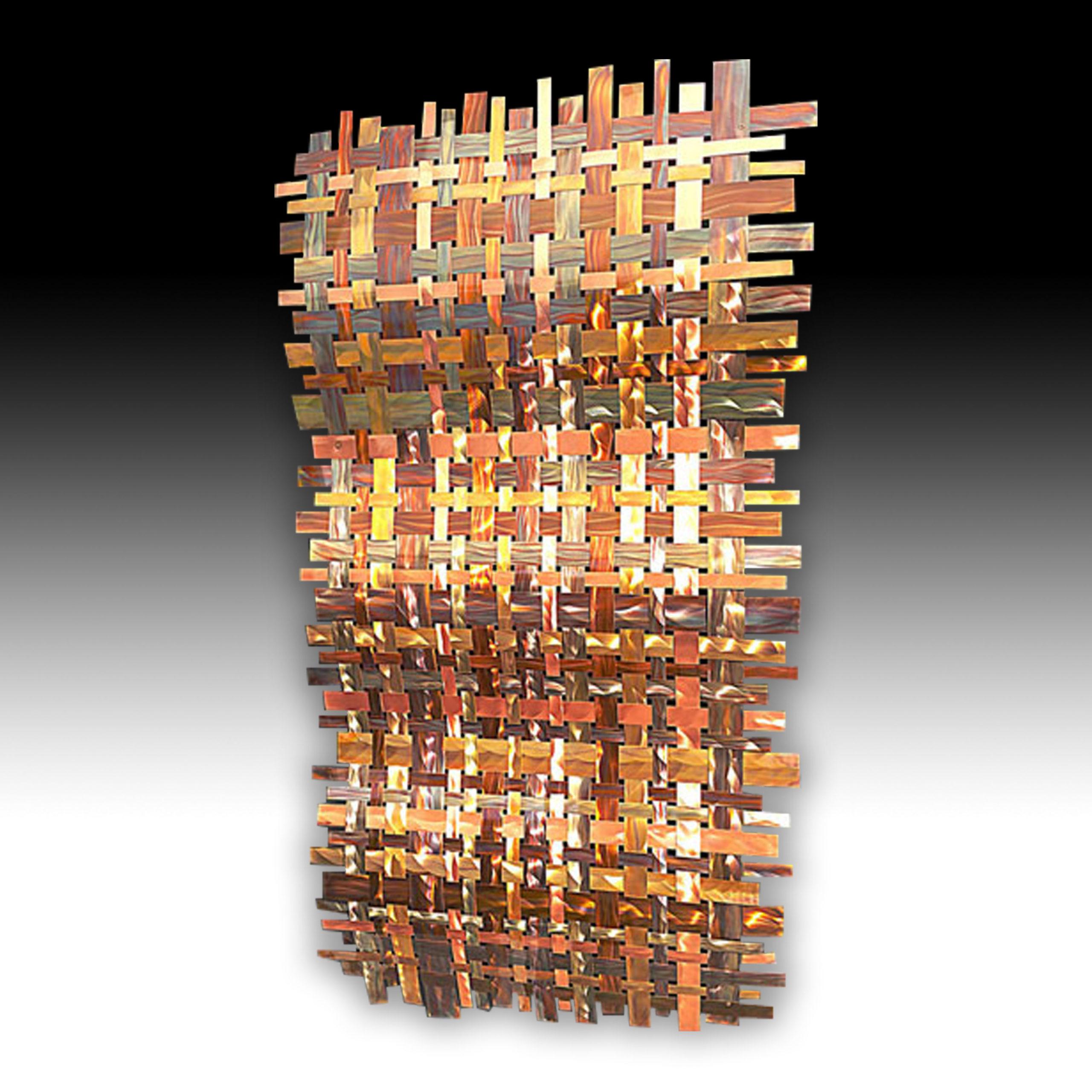 28 x 52 Copper Weave